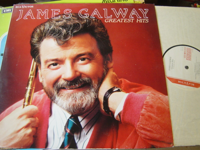 James Galway - Greatest Hits - RCA RL87778 Germany 1988