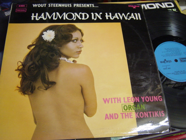 Leon Young - Hammond in Hawaii - Starline SRS.5038
