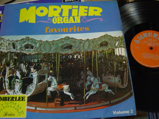 Mortier Organ - Favourites Vol. 2 - Amberlee AFL.105