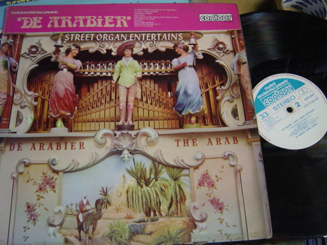 De Arabier - Street Organ Entertains - Contour 6870506