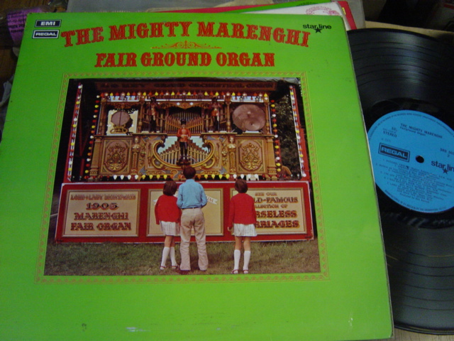 The Mighty Marenghi - Fairground Organ - Starline SRS.5035
