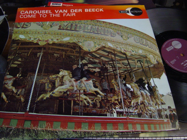 Carousel Van Der Beeck - Come to the Fair - Decca ECS.2082