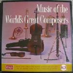 Various - Music Of The World's Great Composers - 12 LP SET