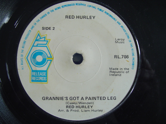RL 0766 - RED HURLEY - LOVE IS ALL - RELEASE