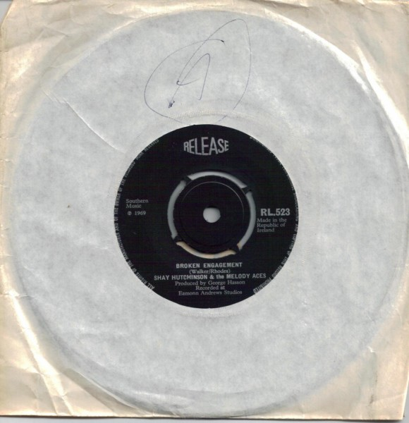 RL 0523 - Shay Hutchinson & The Melody Aces - 1969