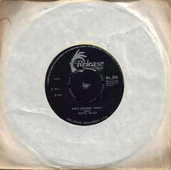 RL 0575 - Royal Blues - 1971