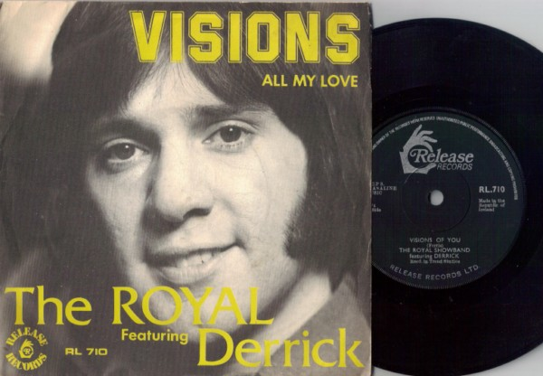 RL 0710 - Derrick & The Royal Showband - 1974 P/S