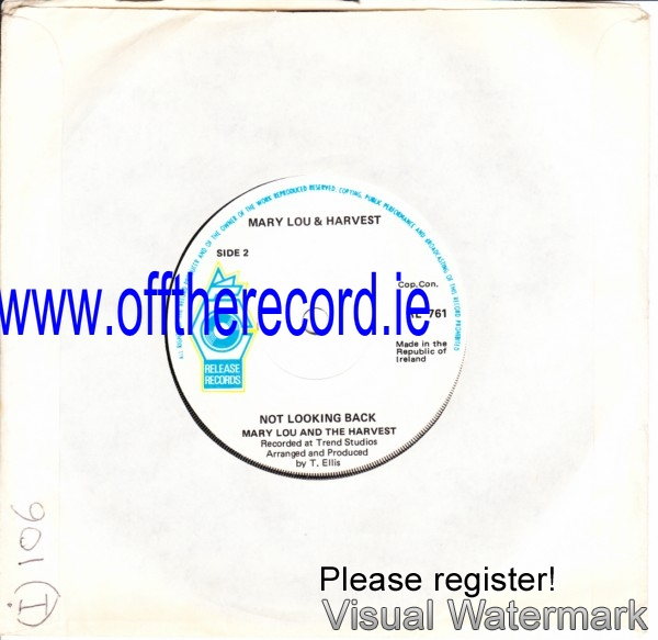 RL 0761 - Mary Lou & Harvest - 1975