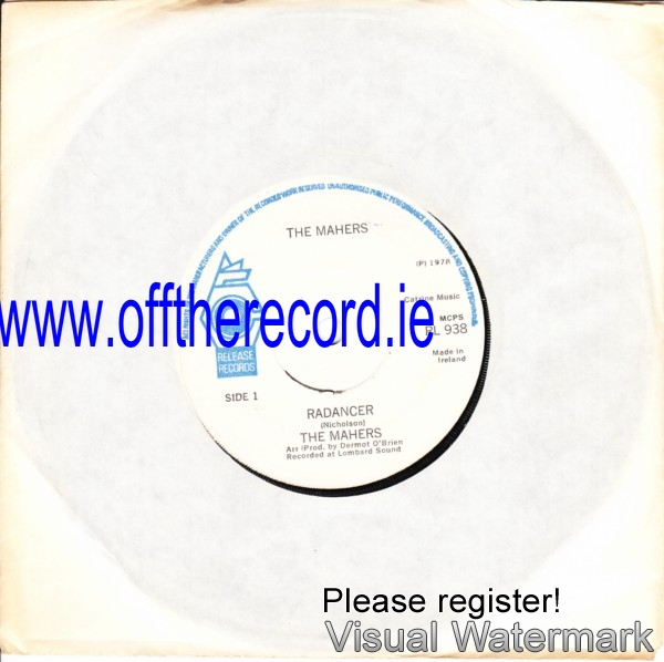 RL 0938 - The Mahers - 1978