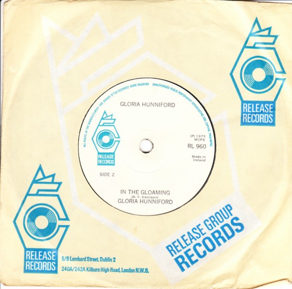 RL 0960 - GLORIA HUNNIFORD - RELEASE RECORDS { 235