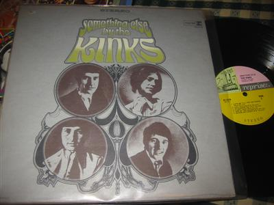 THE KINKS - SOMETHING ELSE - REPRISE { AF 1050