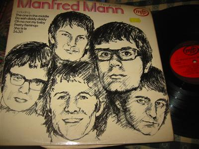 MANFRED MANN - GREATEST - MFP UK { AF 1053