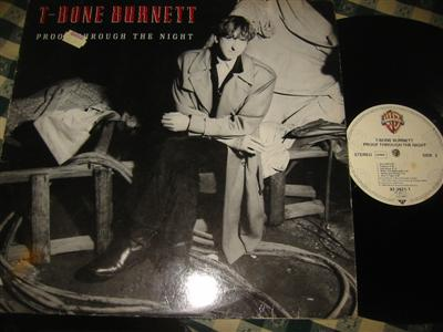 T-BONE BURNETT - PROOF THROUGH NIGHT - WARNER { AF 1075