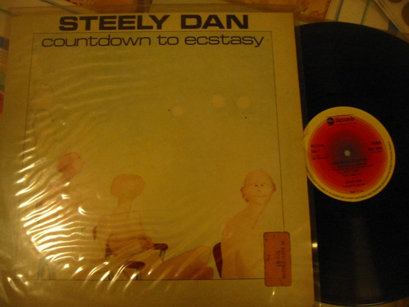 STEELY DAN - COUNTDOWN TO ECSTASY - ABC UK 1973
