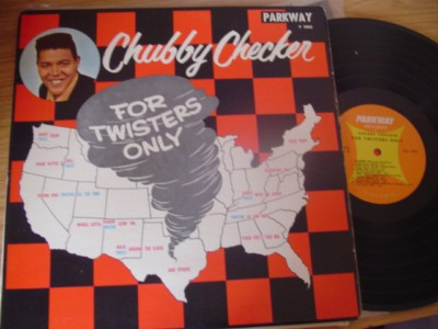 CHUBBY CHECKER - FOR TWISTERS ONLY - PARKWAY { AF 899