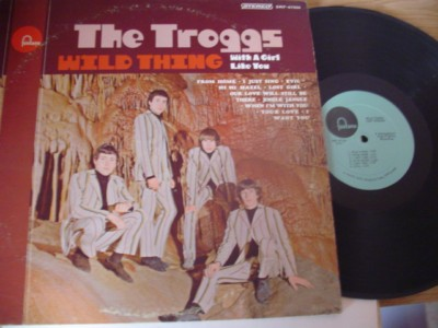 THE TROGGS - WILD THING - FONTANA [ AF 896