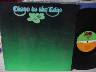YES - CLOSE TO THE EDGE - ATLANTIC { AF 693