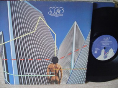 YES - GOING FOR THE ONE - ATLANTIC { AF 692