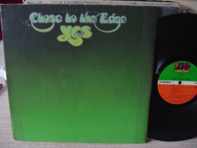 YES - CLOSE TO THE EDGE - ATLANTIC { AF 690