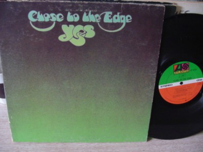 YES - CLOSE TO THE EDGE - ATLANTIC { AF 686