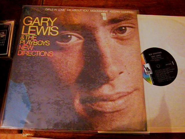 GARY LEWIS PLAYBOYS - NEW DIRECTION - LIBERTY { AF 82