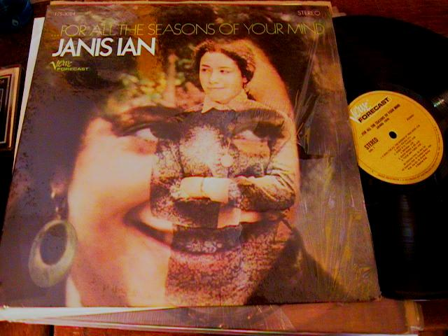 JANIS IAN - FOR ALL SEASONS - VERVE -{ AF 87