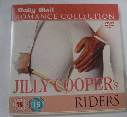 Jilly Cooper - Riders - Daily Mail DVD