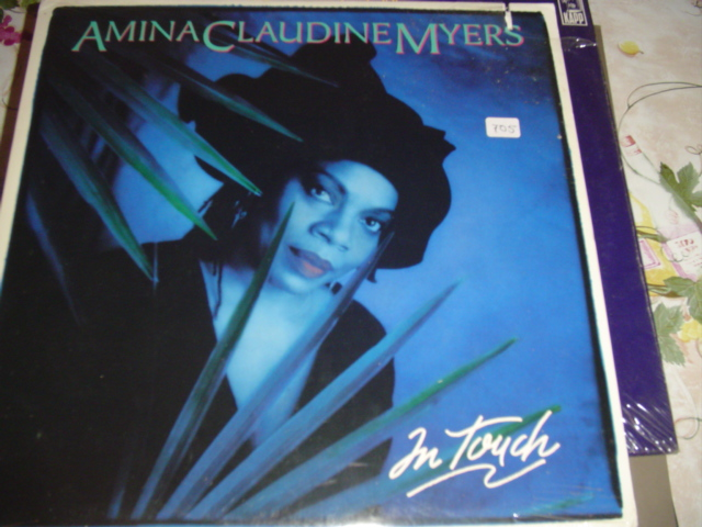Amina Claudine Myers - In Touch - RCA Novus - Sealed