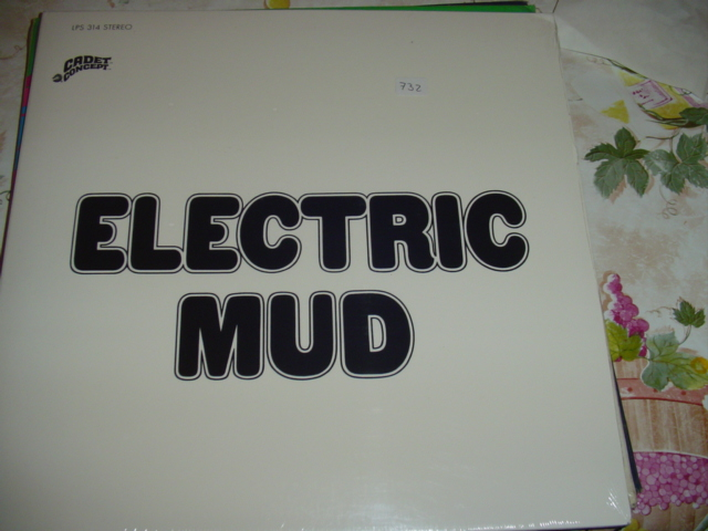 MUDDY WATERS - ELECTRIC MUD - CADET REISSUE SEALED