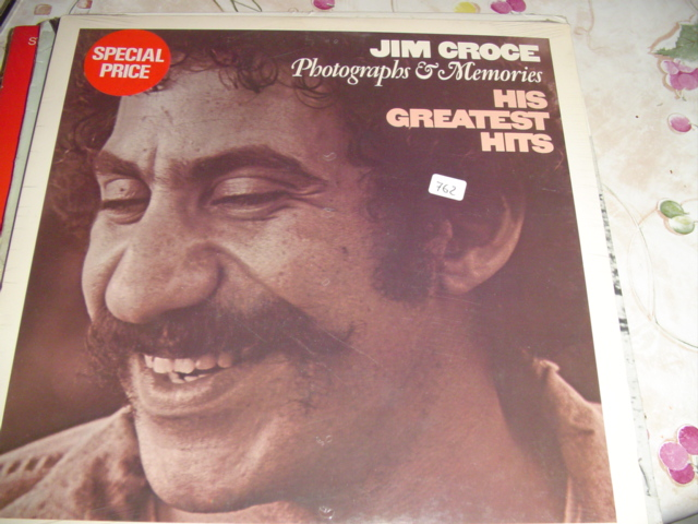 JIM CROCE - GREATEST HITS - ATCO REISSUE - 762