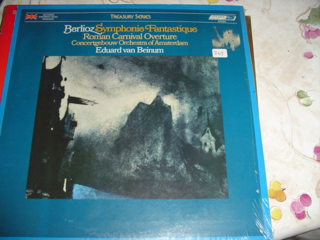BERLIOZ FANTASTIQUE - VAN BEINUM LONDON sealed 765
