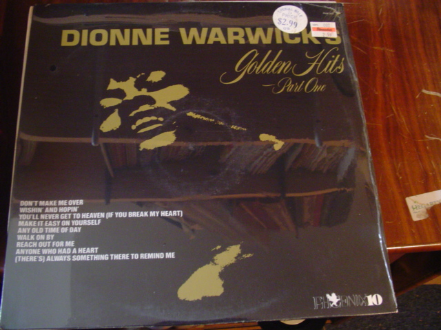 SEALED - DIONNE WARWICK - GOLDEN HITS - PHOENIX [ 198