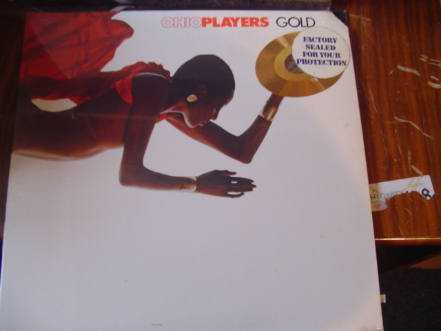 SEALED - OHIO PLAYERS - GOLD MERCURY - [ 617