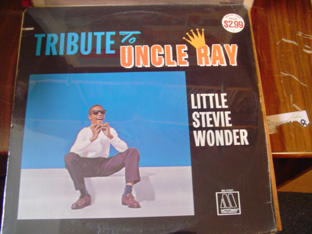 SEALED - LITTLE STEVIE WONDER - UNCLE RAY - MOTOWN [ 616