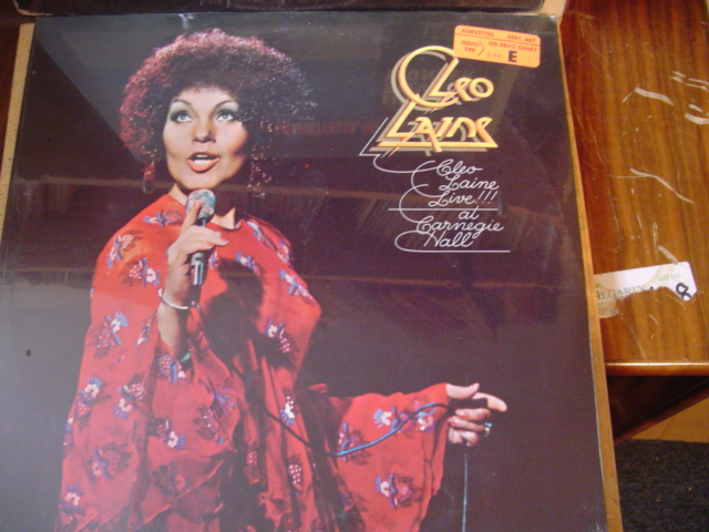 SEALED - CLEO LAINE - CARNEGIE HALL - RCA [ 615