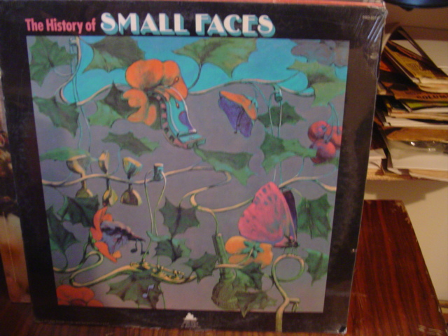 The Small Faces - History of - Pride Records - Sealed