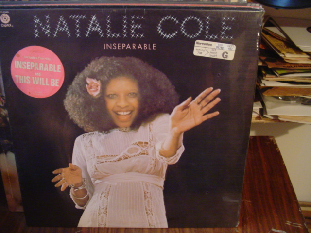 SEALED - NATALIE COLE - INSEPARABLE - CAPITOL [ 662