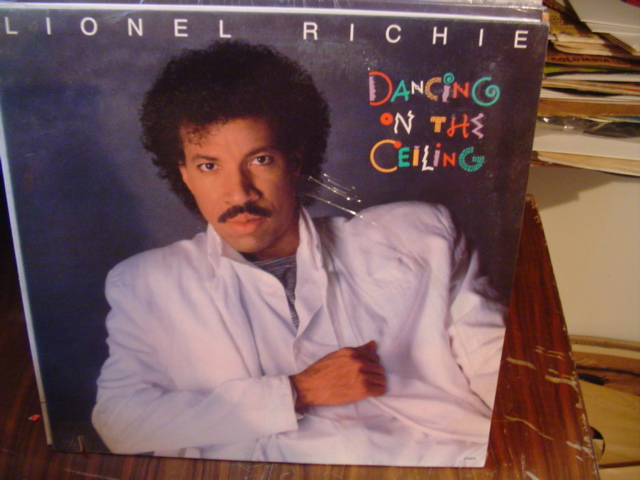 Lionel Richie - Dancing on The Ceiling - Motown - Sealed 1986