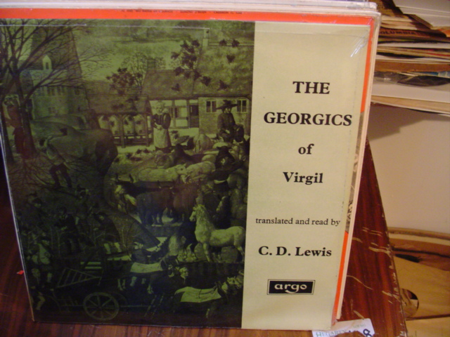 SEALED - CECIL DAY LEWIS - THE GEORGICS OF VIRGIL - ARGO [73