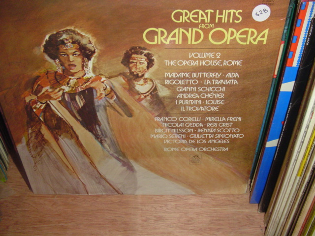 Various Opera Artists - Great hits Grand Opera - Angel Sealed
