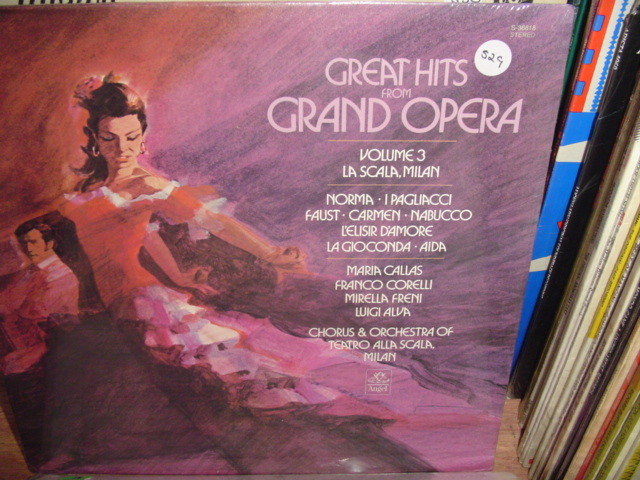 Various Opera Artists - Great hits Grand Opera 3 - Angel Sealed
