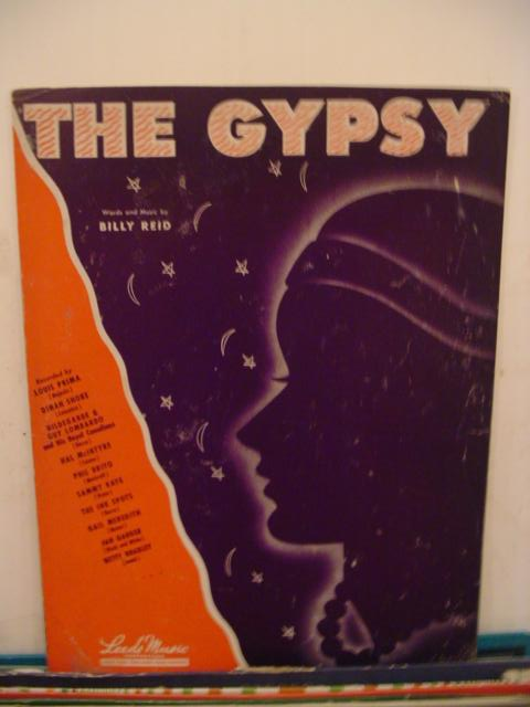 LOUIS PRIMA , DINAH SHORE - GYPSY -