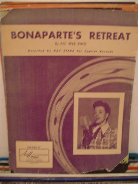 KAY STARR - BONAPARTE'S RETREAT