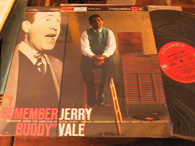 JERRY VALE - I REMEMBER BUDDY - COLUMBIA