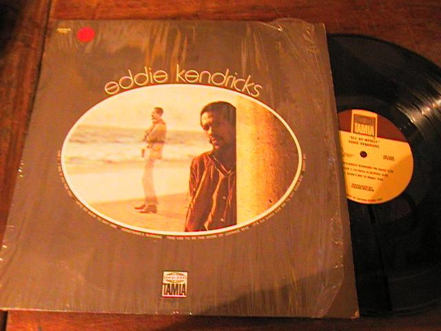 EDDIE KENDRICKS - ALL BY MYSELF - TAMLA