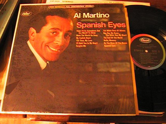 AL MARTINO - SPANISH EYES - CAPITOL