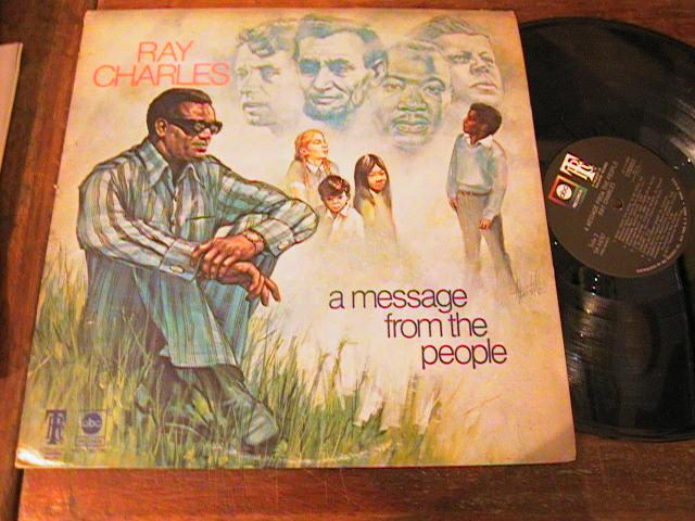 RAY CHARLES - MESSAGE FROM THE PEOPLE - ABC