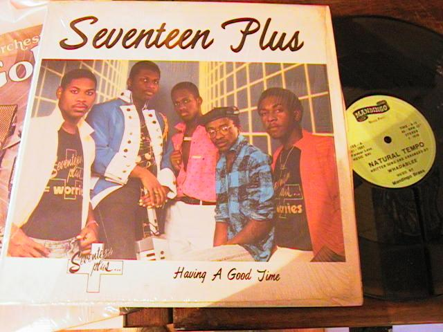 SEVENTEEN PLUS - HAVING A GOOD TIME - MANDINGO
