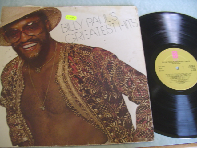 BILLY PAUL - GREATEST HITS - PHILADELPHIA