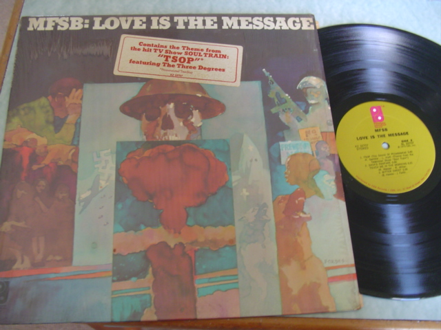 MFSB - LOVE IS THE MESSAGE - PHILADELPHIA 1973